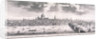 Panoramic view of London by Benjamin Smith