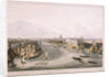 View of London by Robert Havell