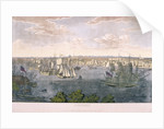 View of London by Johannes Swertner