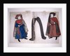Medieval figures by