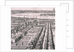 Panoramic view of London by