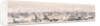 Panoramic view of London by Henry Vizetelly