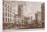 Bank of England, Threadneedle Street, London by Thomas Malton II