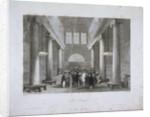 Stock Exchange, Bartholomew Lane, London by