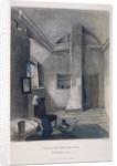 Coach and Horses Inn, Bartholomew Close, London by John Wykeham Archer