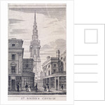 St Bride, London by Anonymous