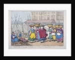 Procession of the Cod Company from St Giles's to Billingsgate by Anonymous