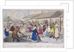 Billingsgate: Tom and Bob taking a survey after a nights' spree, London by