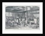 Billingsgate Market, London by Henry Vizetelly