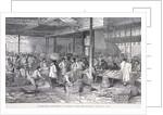 Billingsgate Market, London by James B Allen