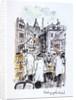 Billingsgate Market, London by Anonymous