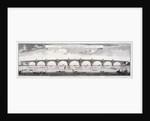 Design for Blackfriars Bridge, London by