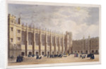 Christ's Hospital, London, c1825 by