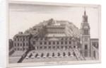 Christ's Hospital, London by