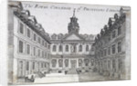 College of Physicians, London, c1710 by