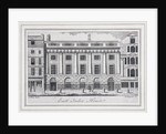 East India House, London by