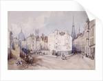 Cannon Street, London by Thomas Colman Dibdin
