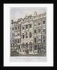 Fleet Street, London by Robert Dudley