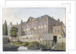Fishmongers' Hall from the River Thames, London by George Shepherd