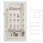 Laurie's premises, Fleet Street, London by James Findlay