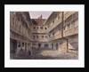 The Spread Eagle Inn, Gracechurch Street, London by Anonymous