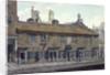 Hart Street, Cripplegate, London by