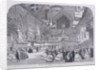 London Rifle Brigade Ball at Guildhall, London by Anonymous