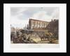Leadenhall Market, London by Augustus Charles Pugin