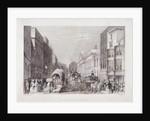 Leadenhall Street, London by J Hopkins
