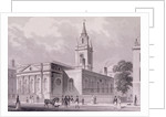 St Lawrence Jewry, London by