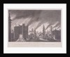 Ludgate, The Great Fire of London by John Stow