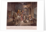 General Post Office, Lombard Street, London, 1827 by