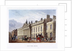 East India House, London by Joseph Constantine Stadler