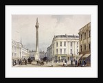 Monument, London by Thomas Colman Dibdin