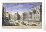 Mansion House (exterior), London by Thomas Bowles