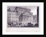 Mansion House (exterior), London by