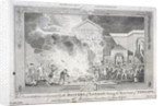 Gordon Riots, Newgate Prison, London by Thornton