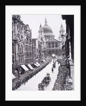 Re-opening of St Paul's Cathedral, London by