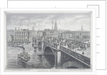 London Bridge (new), London by D Taylor & Co