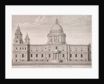 St Paul's Cathedral (new) exterior by