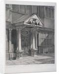 Milton Street, London by John Thomas Smith