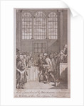 Old Bailey, Sessions House, London by T White