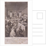 Old Bailey, Sessions House, London by Jefferies