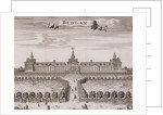 Old Bethlehem Hospital, London by Anonymous