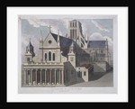 St Paul's Cathedral (old), London by