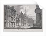 St Paul's School, London by Samuel Rawle