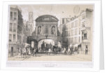 Temple Bar, London by M & N Hanhart