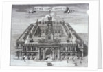 Beurs Van Londen, Royal Exchange (2nd) exterior, London by Anonymous
