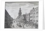 Royal Exchange (2nd) exterior, London by John Maurer