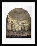 St Paul's Cathedral (new) interior, London by Andrew Maclure